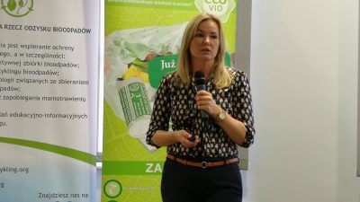 Selektywna zbiórka bioodpadów – szkolenia praktyczne we Wroclawiu