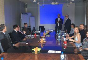 Spotkanie robocze Zarządu Biorecyklingu z Członkami Wspierającymi